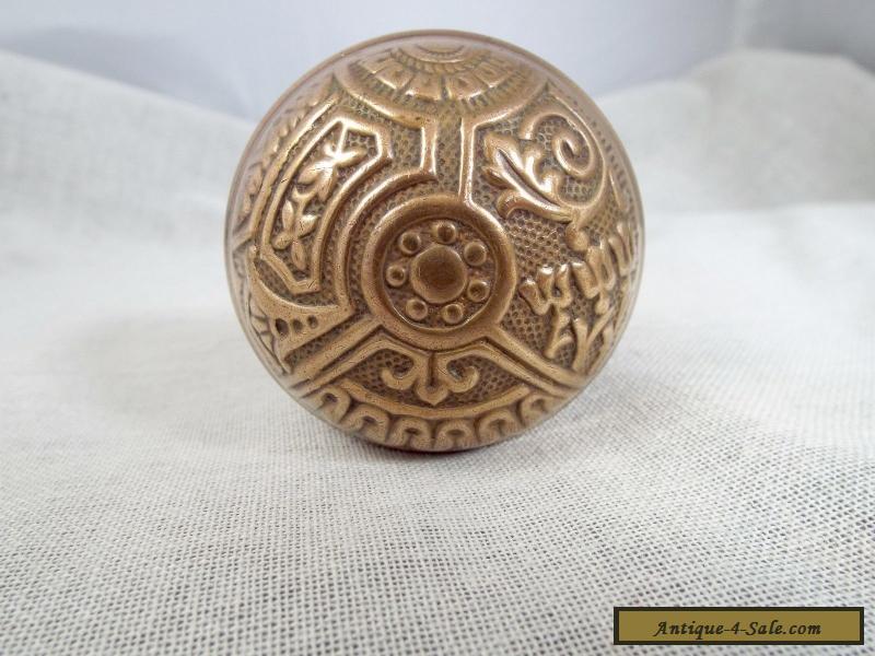 antique brass door knobs for sale photo - 19
