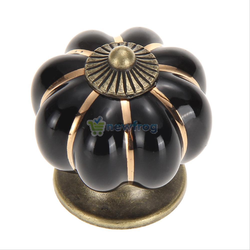 antique ceramic door knobs photo - 11