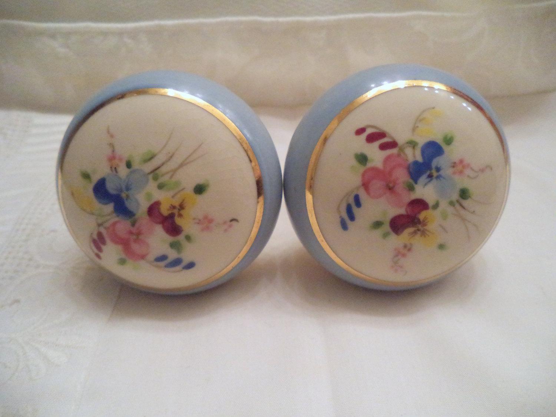 antique ceramic door knobs photo - 18
