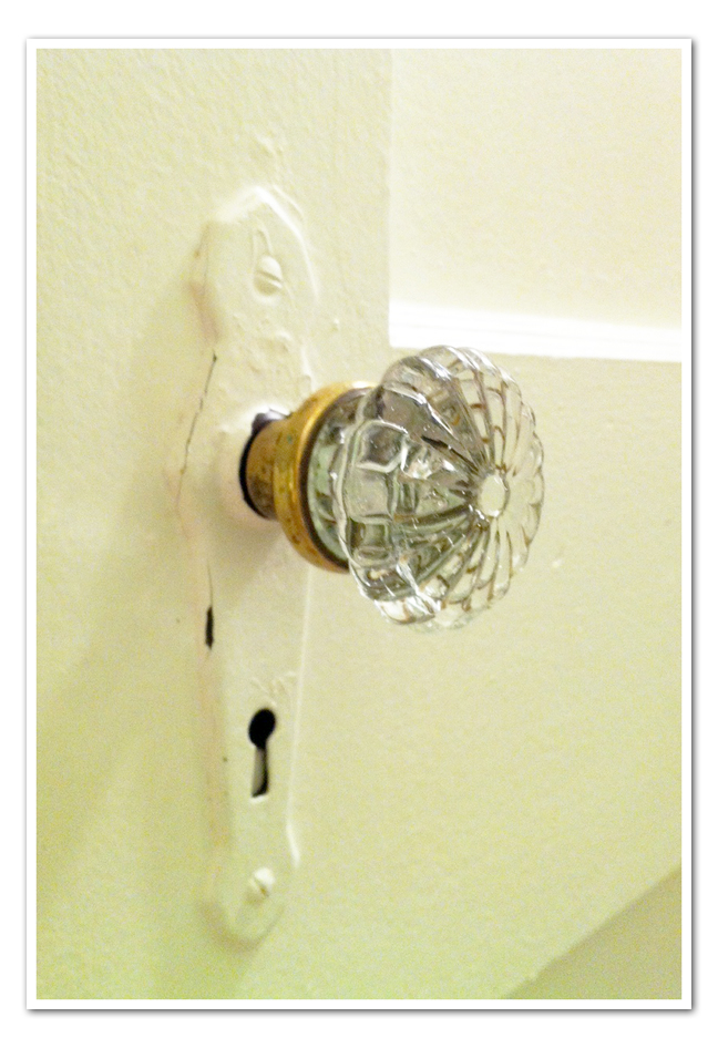 antique crystal door knobs photo - 10