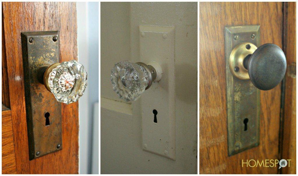 antique door knob photo - 18