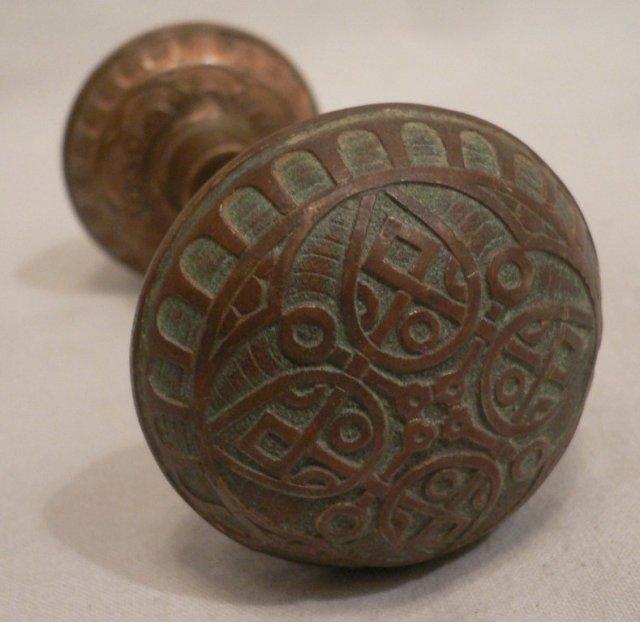 antique door knob photo - 6