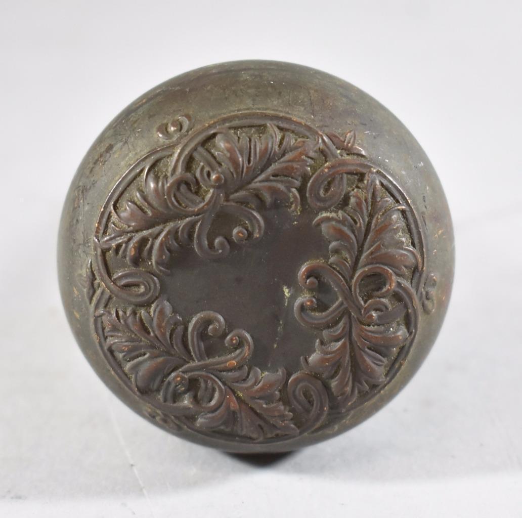 antique door knob hardware photo - 19