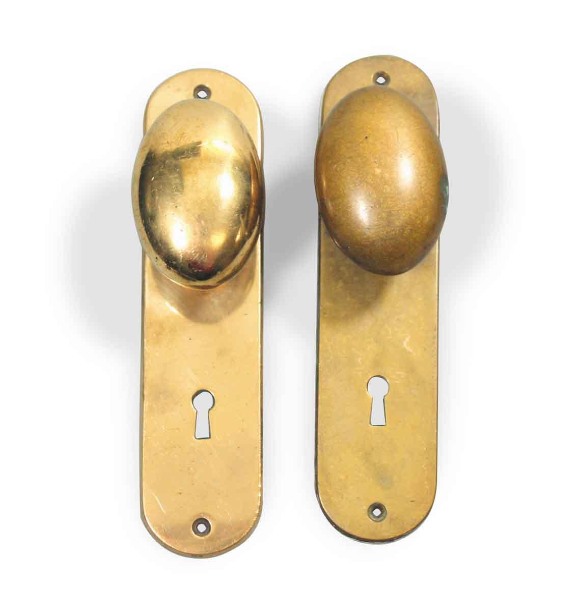 antique door knob sets photo - 11