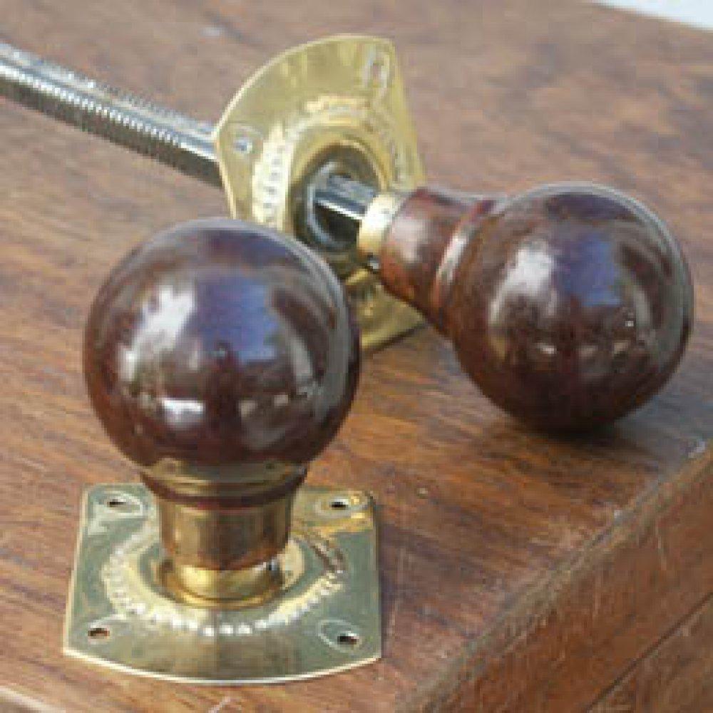 antique door knobs and hardware photo - 11