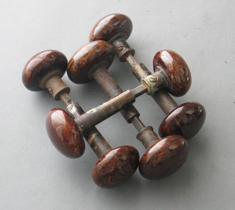 antique door knobs and hardware photo - 18