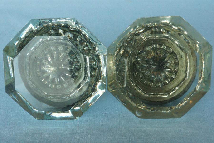 antique glass door knobs for sale photo - 3