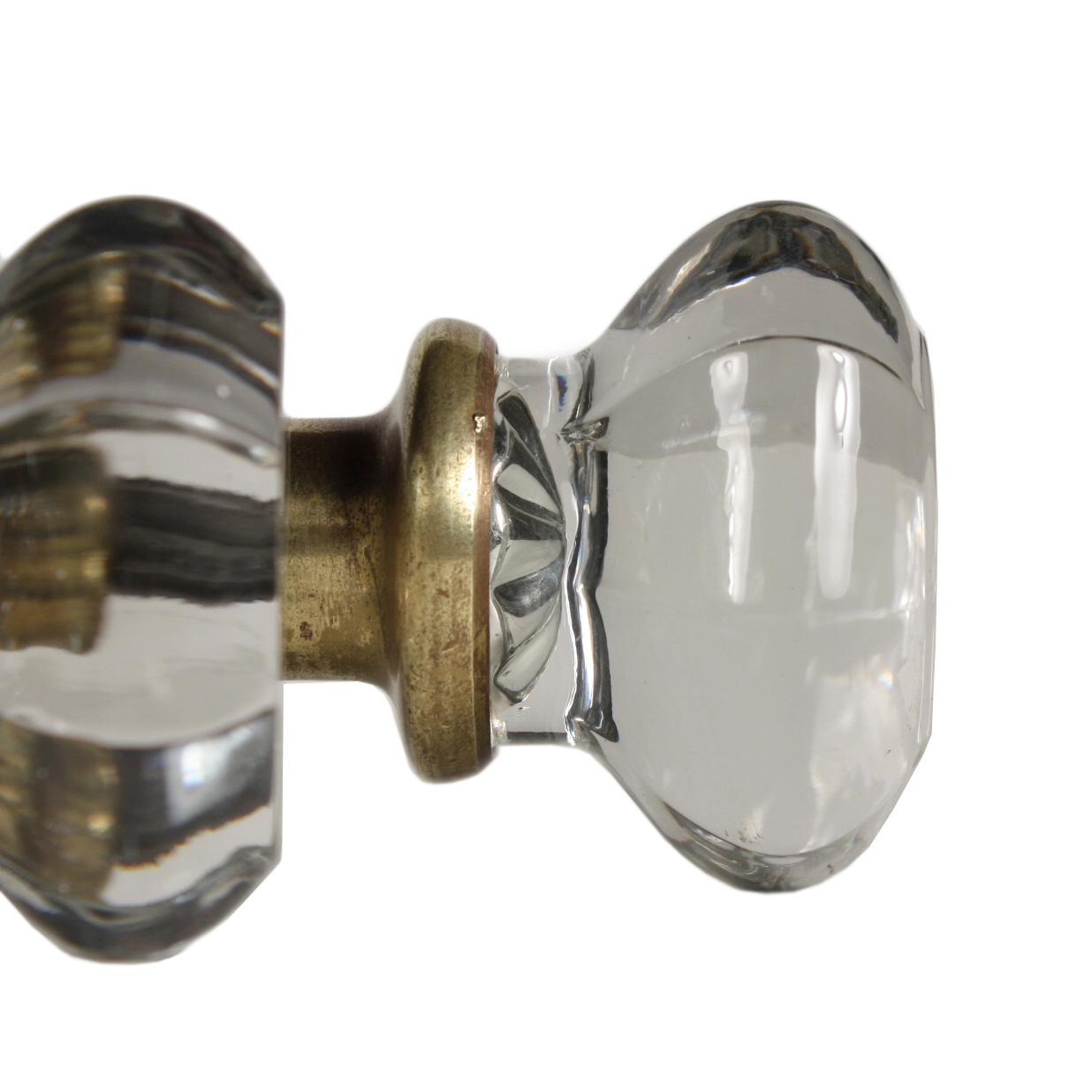 antique glass door knobs for sale photo - 9