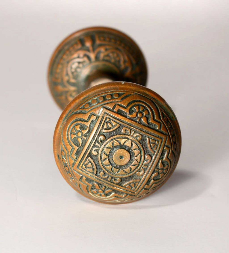 antique interior door knobs photo - 15