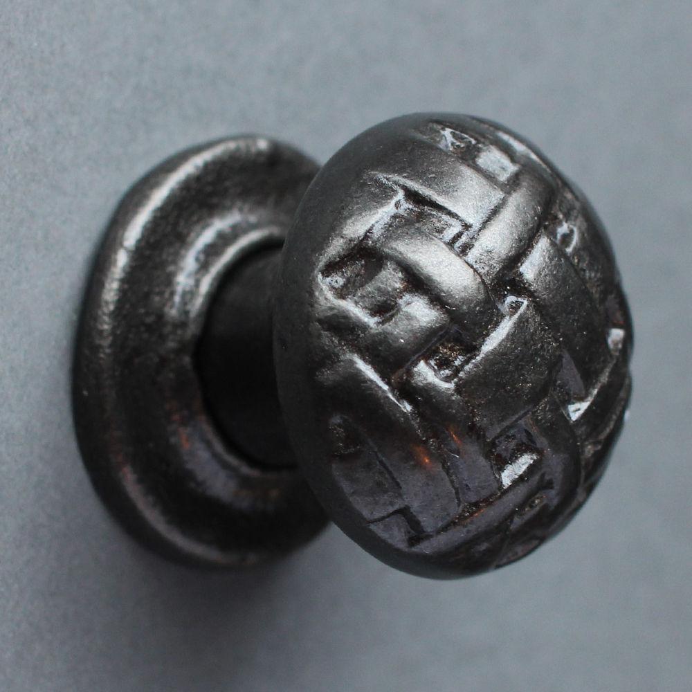 antique looking door knobs photo - 13