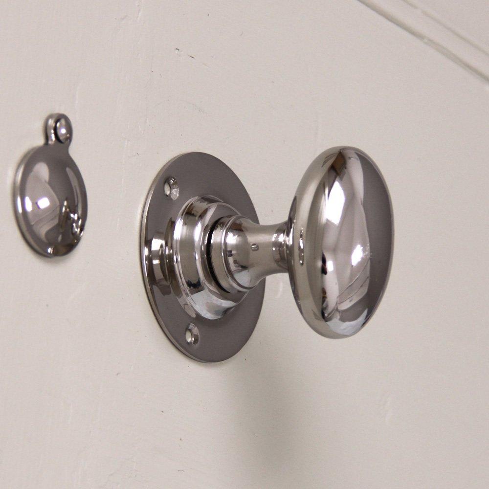 antique looking door knobs photo - 2