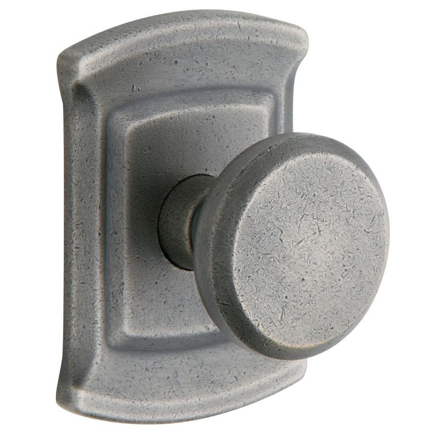 antique nickel door knobs photo - 11