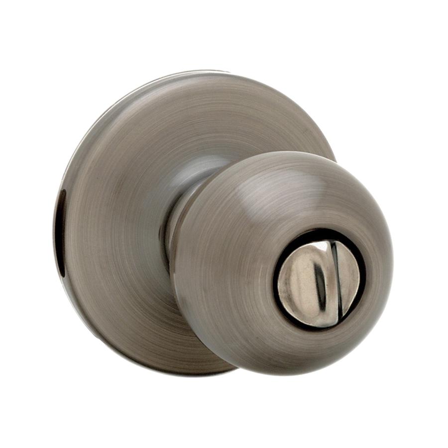 antique nickel door knobs photo - 12