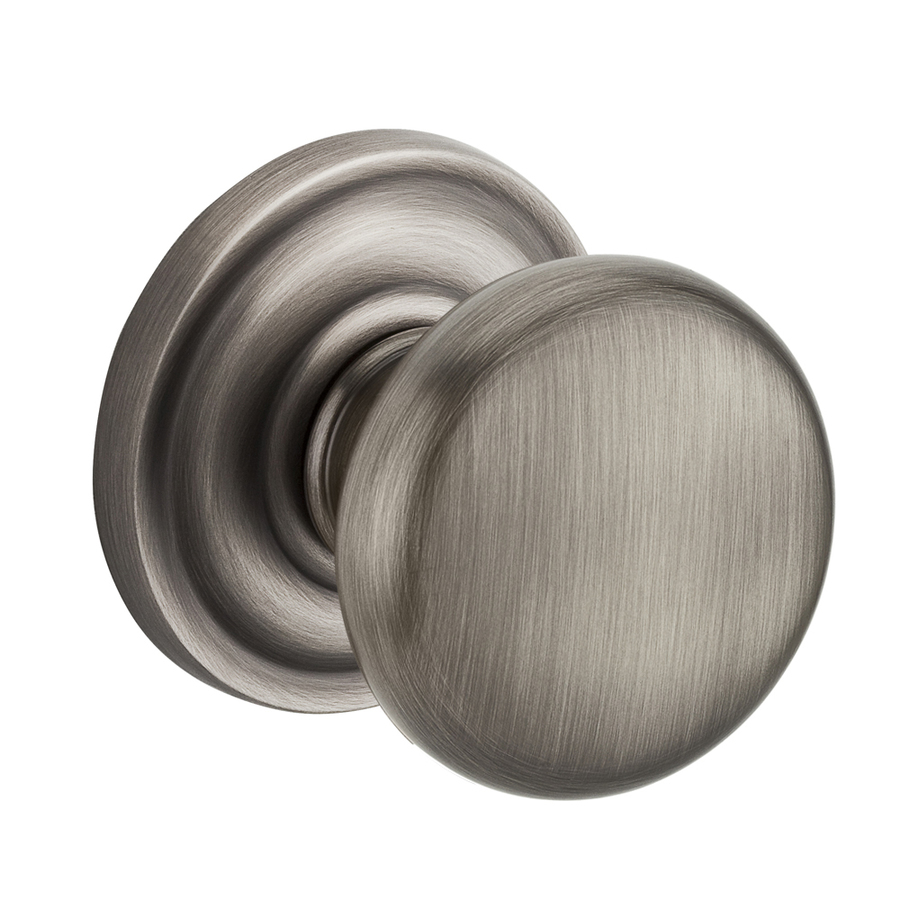 antique nickel door knobs photo - 13