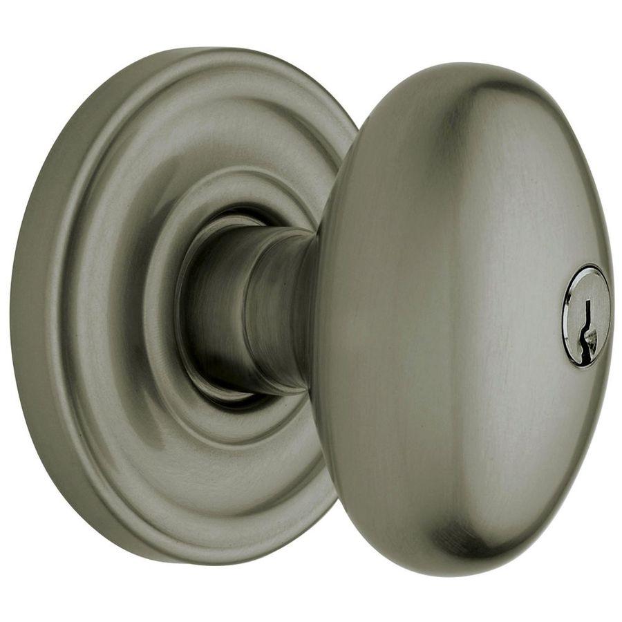 antique nickel door knobs photo - 15