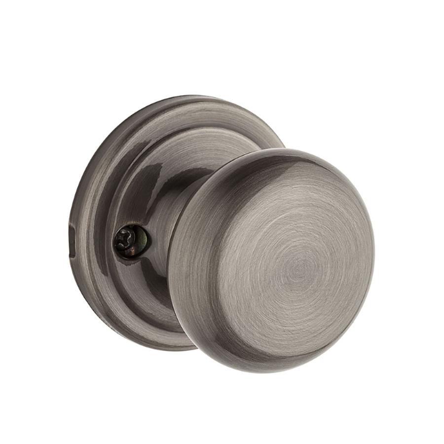 antique nickel door knobs photo - 17