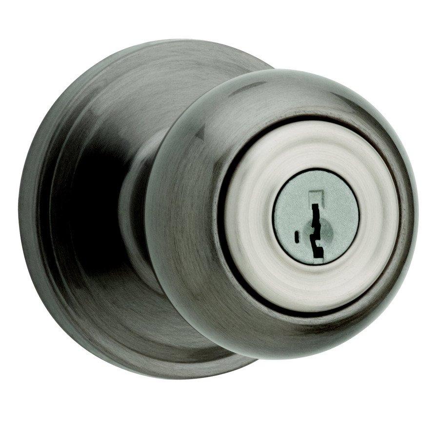 antique nickel door knobs photo - 20
