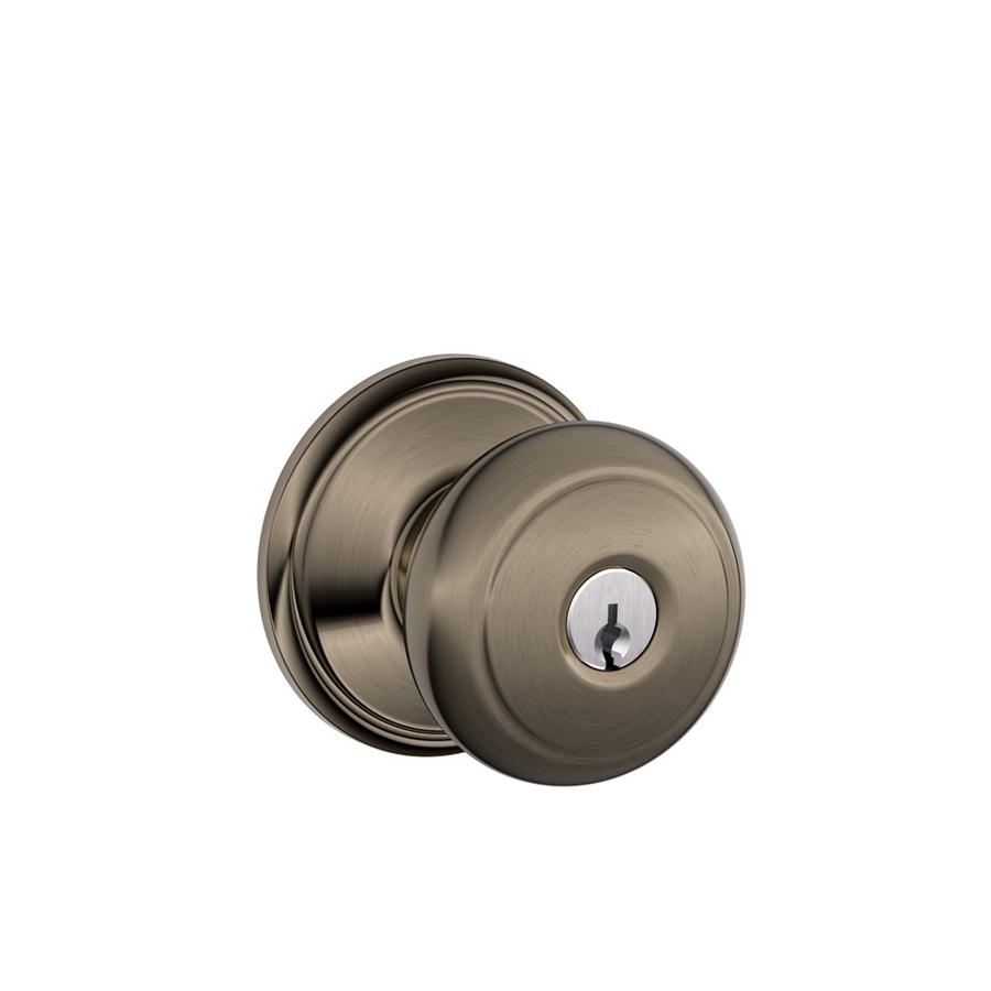antique pewter door knobs photo - 12