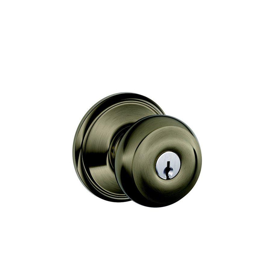 antique pewter door knobs photo - 4