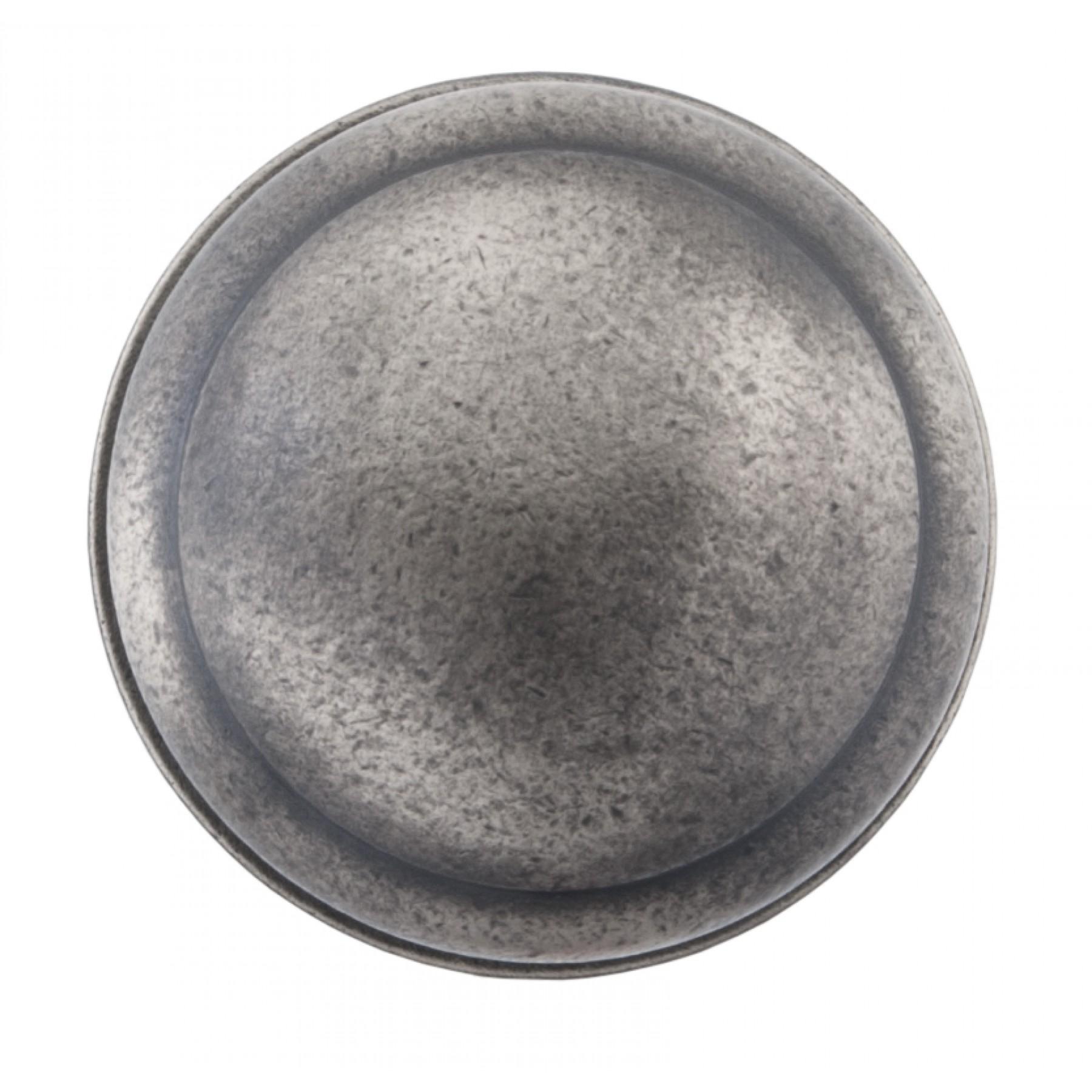 antique pewter door knobs photo - 6