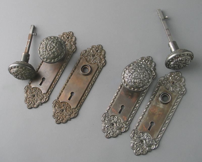 antique reproduction door knobs photo - 14