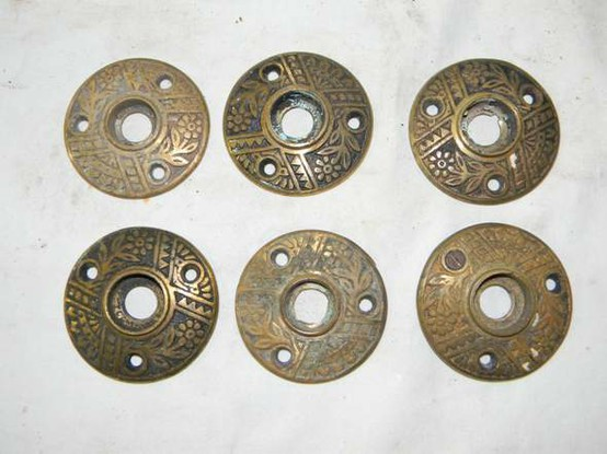 antique reproduction door knobs photo - 19