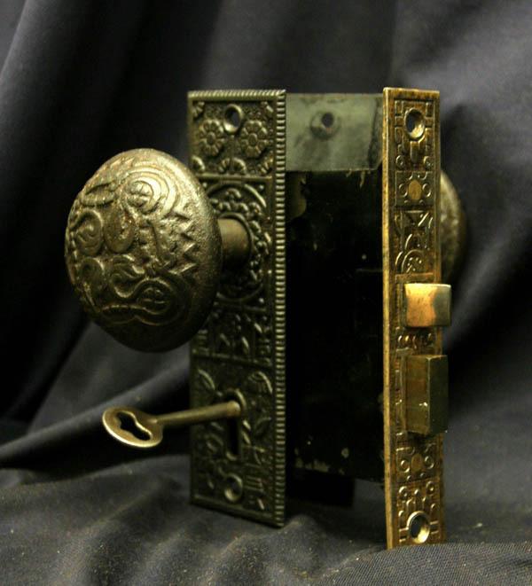 antique reproduction door knobs photo - 3