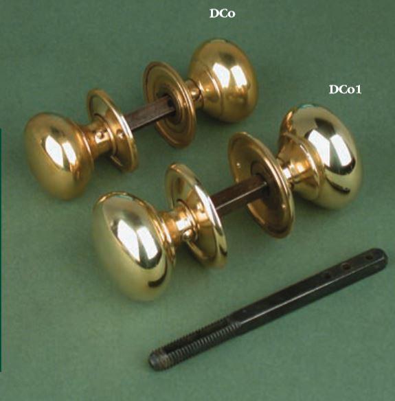 antique reproduction door knobs photo - 9