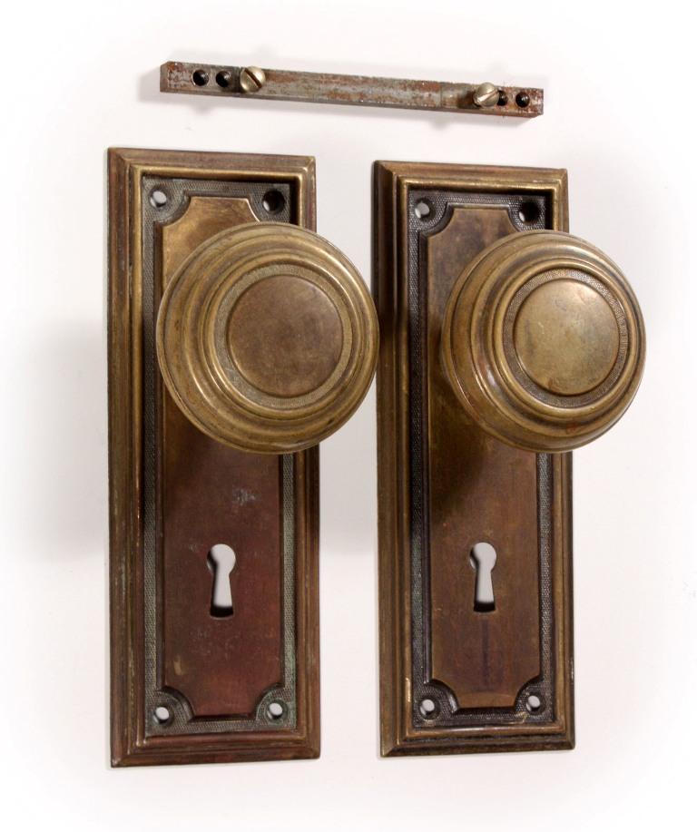 arts and crafts door knobs photo - 1