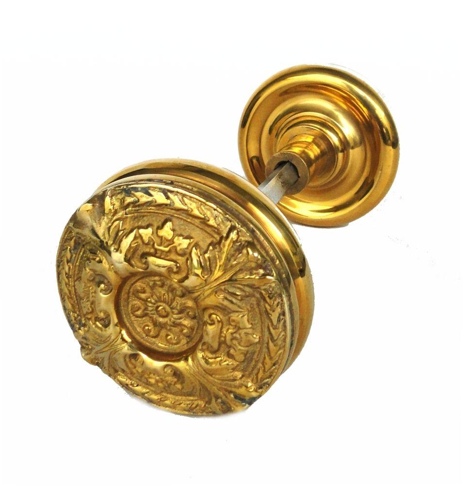 arts and crafts door knobs photo - 12