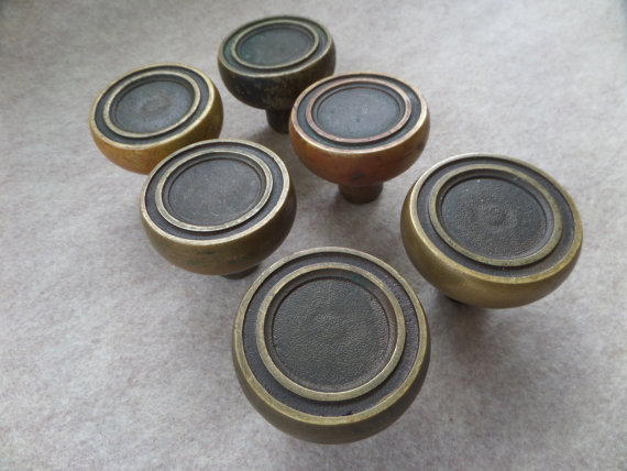 arts and crafts door knobs photo - 20
