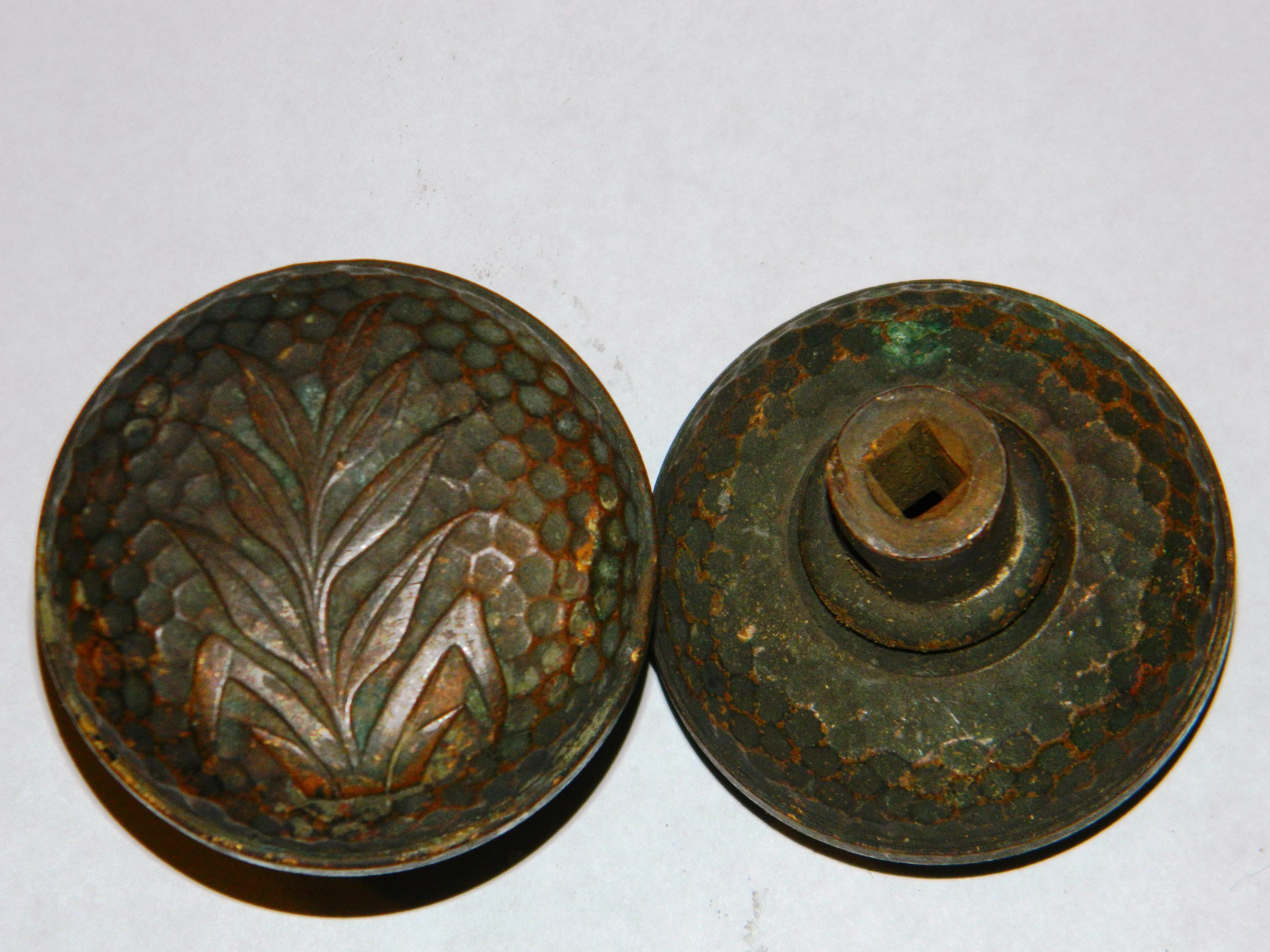 arts and crafts door knobs photo - 3