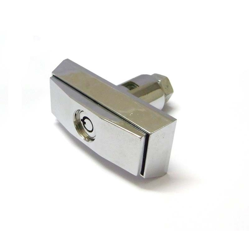 automatic locking door knob photo - 14