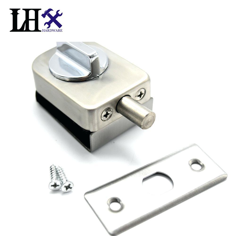 automatic locking door knob photo - 8