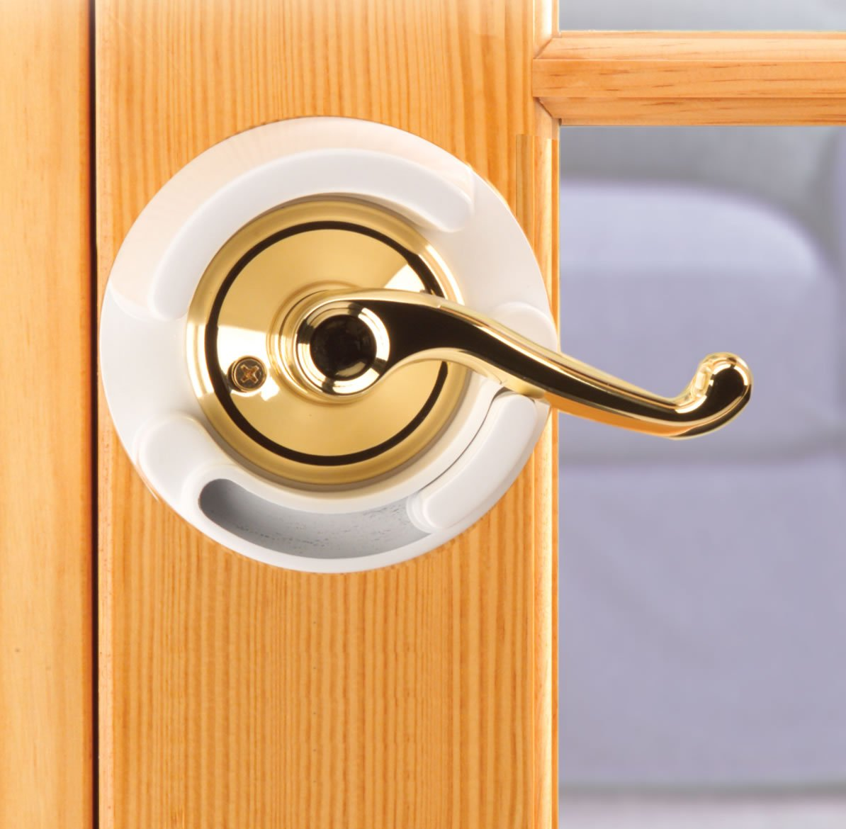baby proof door knob photo - 9