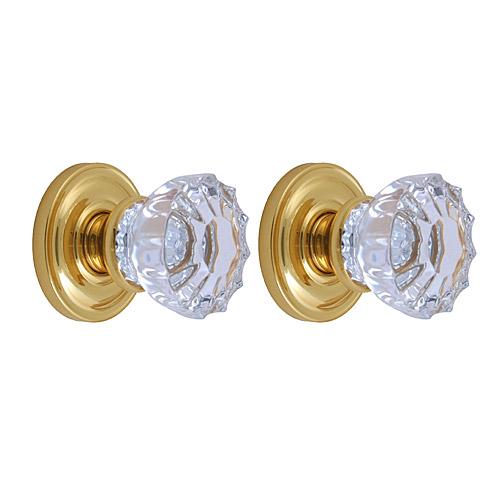 baldwin crystal door knobs photo - 1