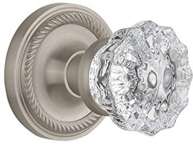 baldwin crystal door knobs photo - 11