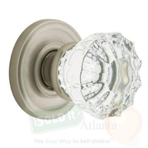 baldwin crystal door knobs photo - 3