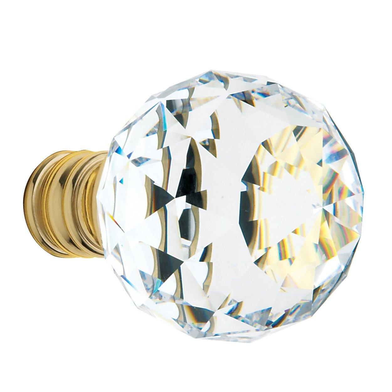 baldwin crystal door knobs photo - 4
