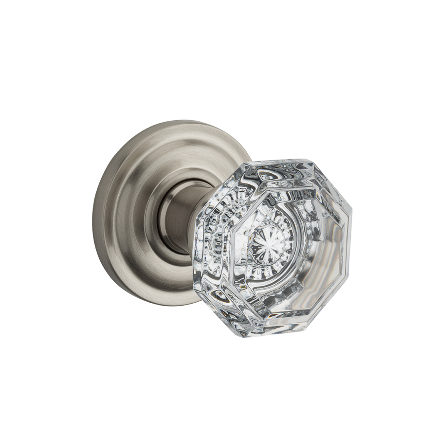baldwin crystal door knobs photo - 9