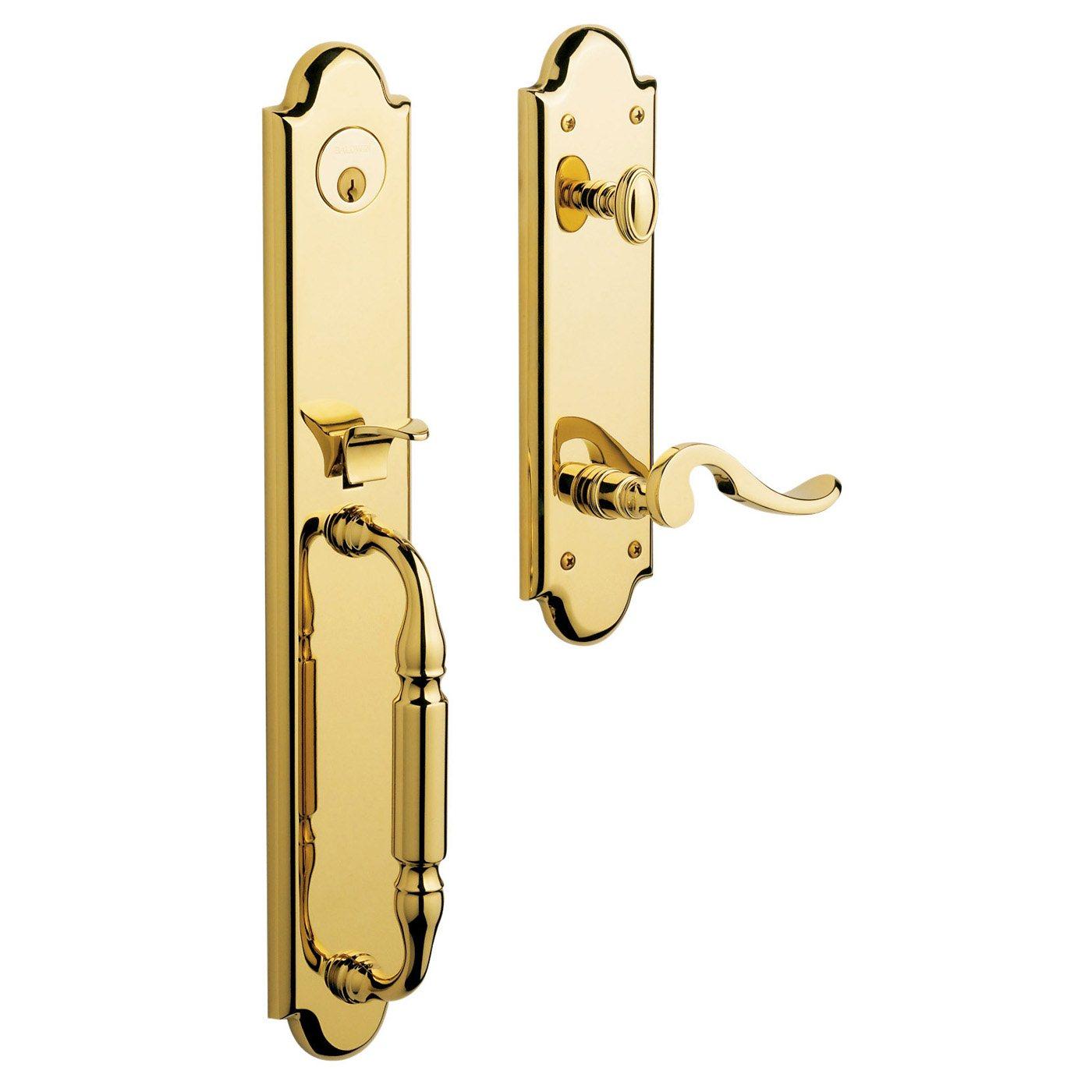 baldwin door knob parts photo - 1