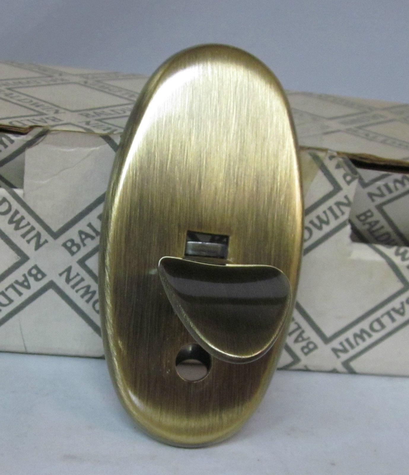 baldwin door knob parts photo - 13