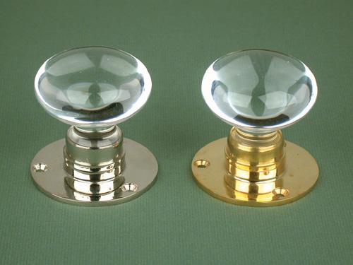 baldwin glass door knobs photo - 13