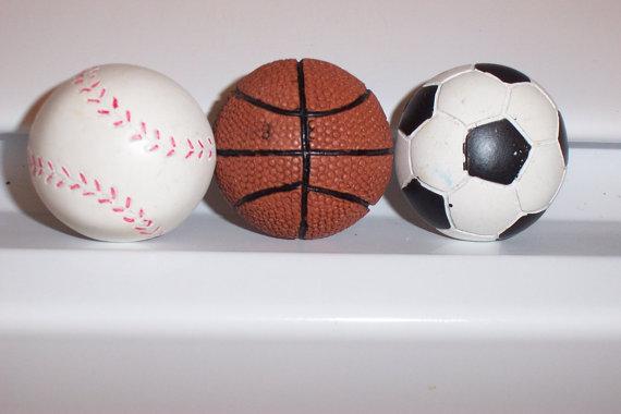 baseball door knob photo - 14