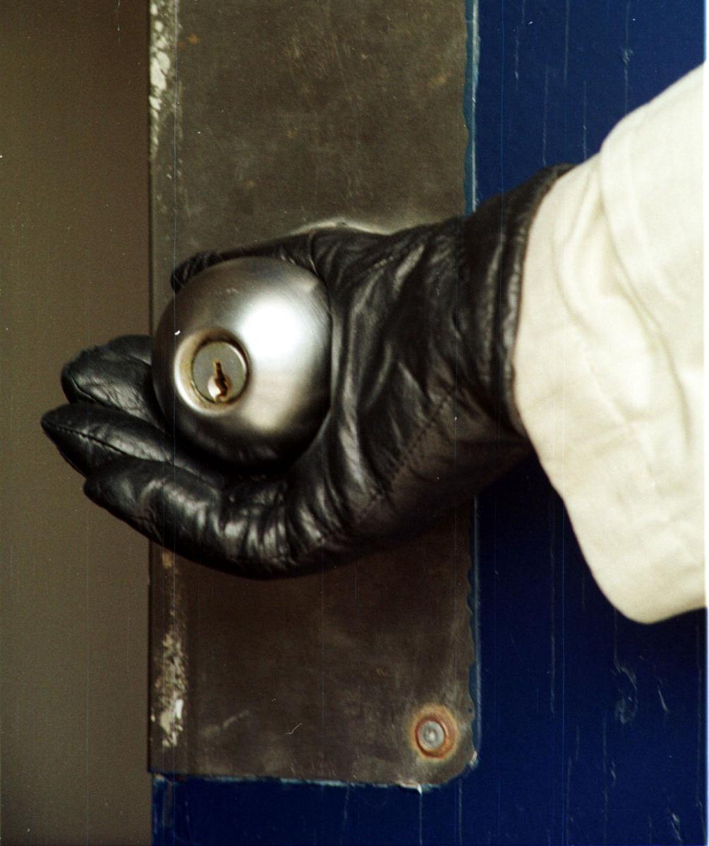 baseball door knob photo - 15