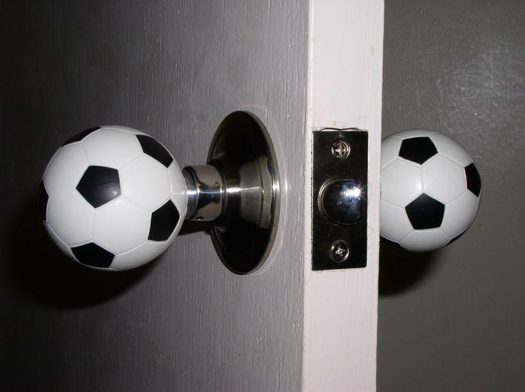 baseball door knob photo - 18