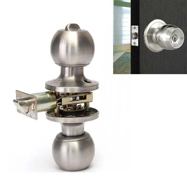 bathroom door knobs with locks photo - 20