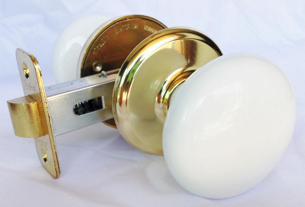 bed bath door knobs photo - 14