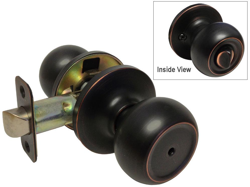 bedroom door knobs with lock photo - 10