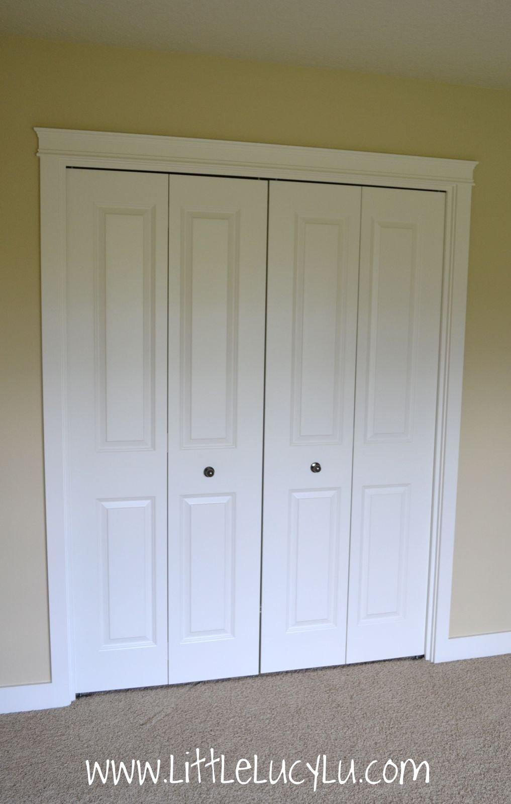 bifold closet door knobs photo - 10